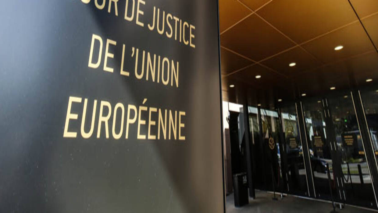 European Court of Justice. Photo PAP/EPA/JULIEN WARNAND